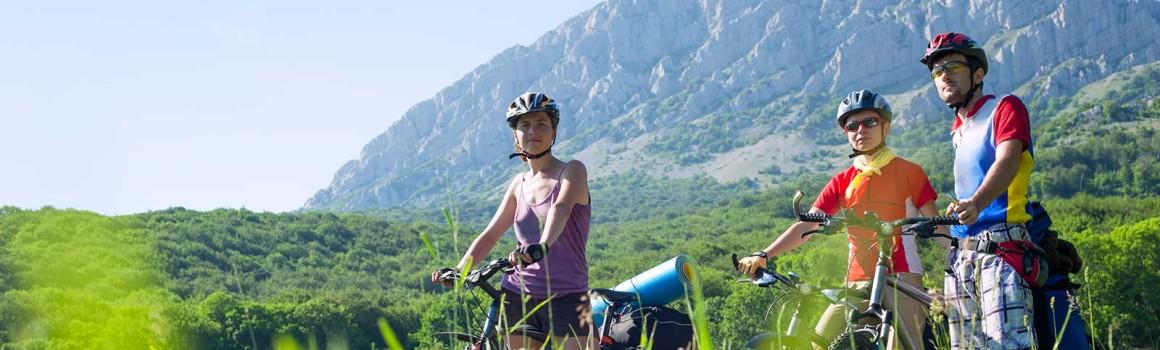 Escursioni in bicicletta - AIGAE Associazione Italiana Guide Ambientali Escursionistiche