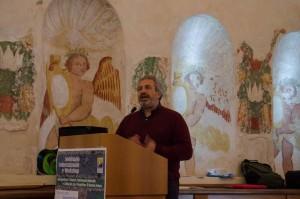 Il presidente di AIGAE, Stefano Spinetti