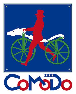 Logo Comodo - Collaborazioni AIGAE
