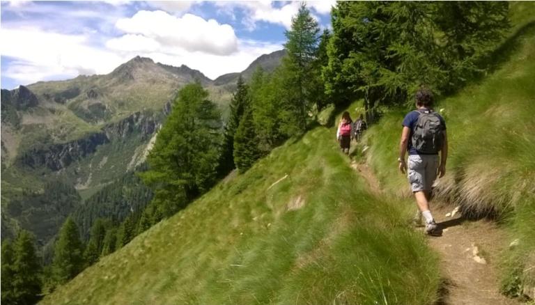 corso base escursionismo