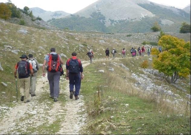 Escursionismo-trekking