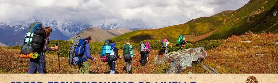 corso escursionismo avanzato