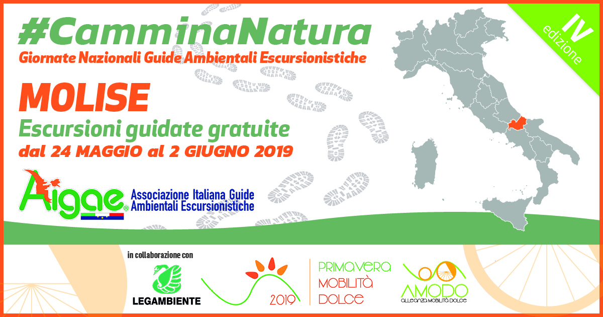 MOLISE CAMMINANATURA2019